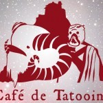 Café de Tatooine Shirt design